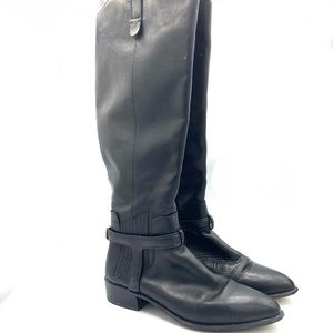DOLCE VITA Knee High Black Boots